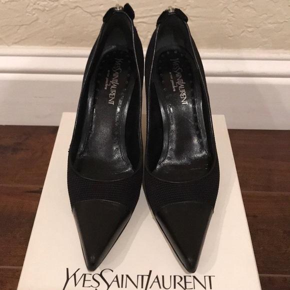 b0a3c11de44b4 Yves Saint Laurent Shoes   Ysl Pumps Sale Today Only   Poshmark